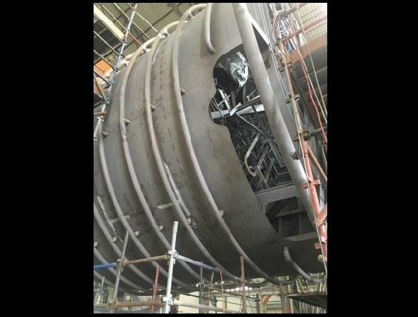 SS Nujuma Slurry Rail - Detail Engineering_1