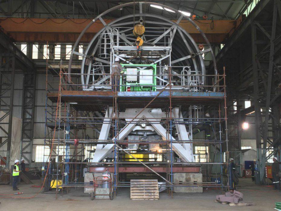 SS Nujuma Slurry Rail - Detail Engineering_2