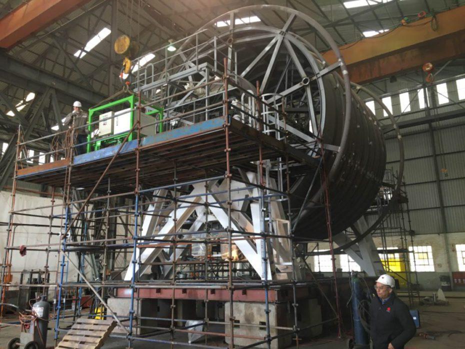 SS Nujuma Slurry Rail - Detail Engineering_4